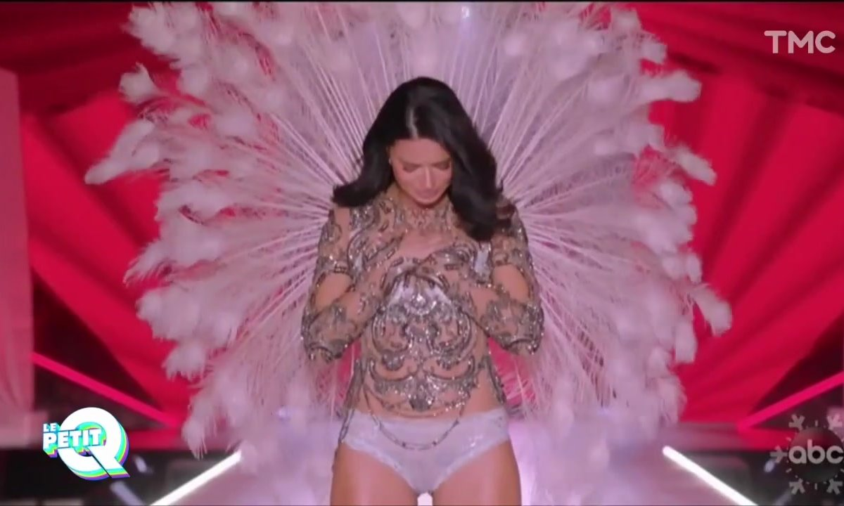Le Petit Q : le défilé Victoria's Secret