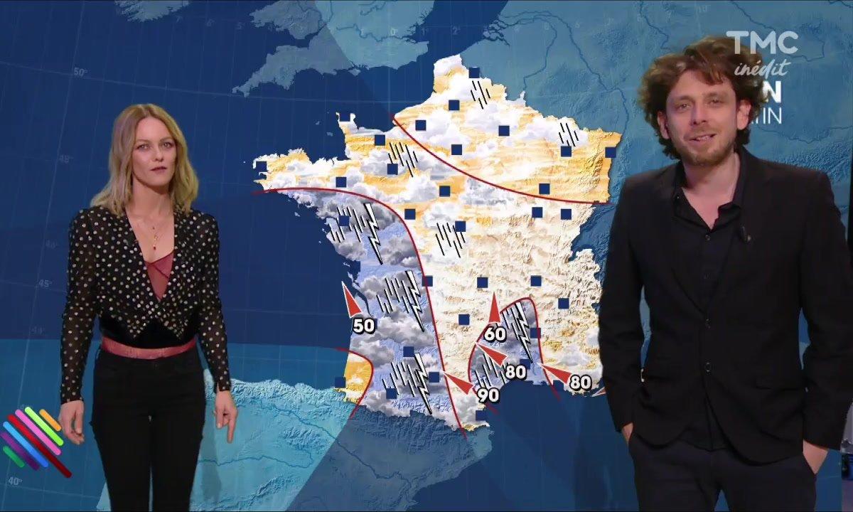 La météo du 10 mai par Vanessa Paradis et Oren Lavie