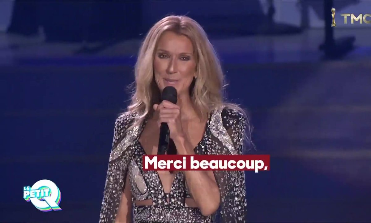 Le Petit Q : le dernier show de Céline Dion à Las Vegas