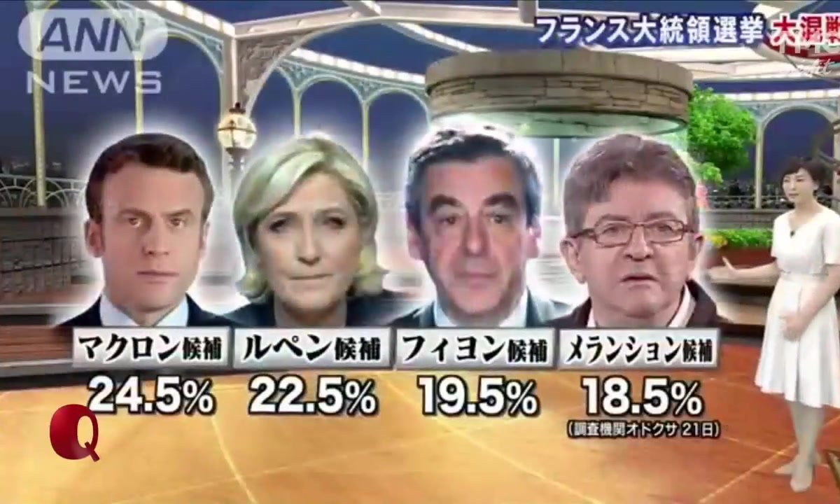 Le Petit Q : French elections everywhere