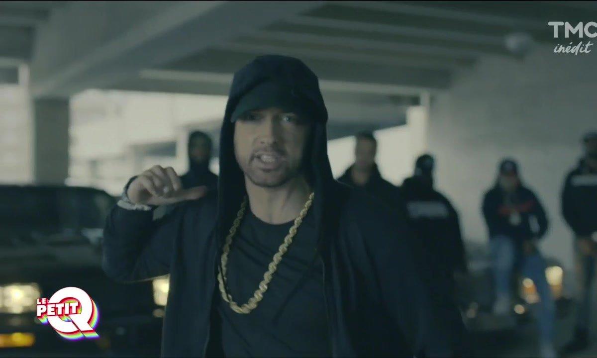 Le Petit Q : Eminem attaque Trump dans un rap engagé