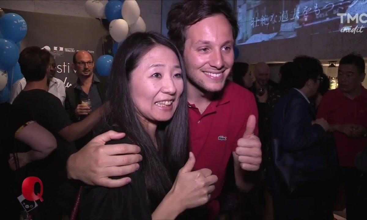 Le Petit Q au Festival du Film français à Tokyo : épisode 3