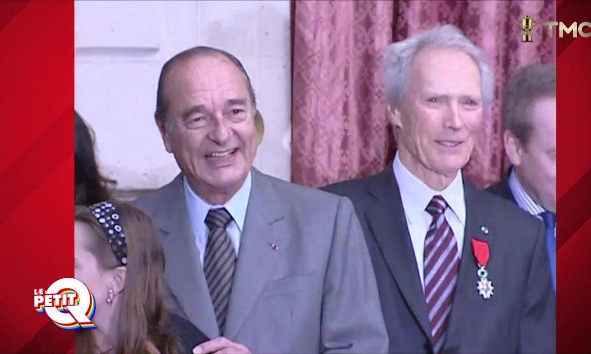 Le Petit Q : Jacques Chirac et les people