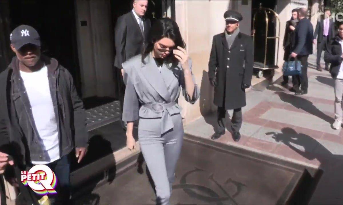 Le Petit Q : Kendall Jenner, une Kardashian à Paris