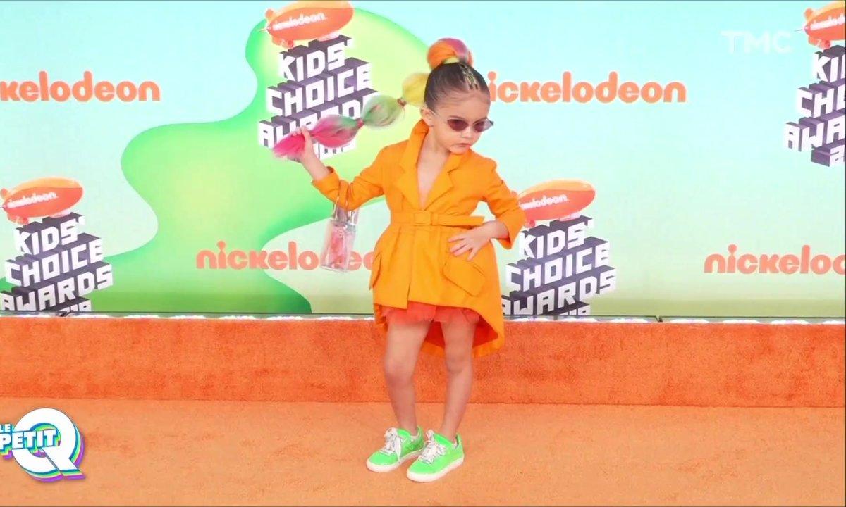 Le Petit Q : les Kids Choice Awards