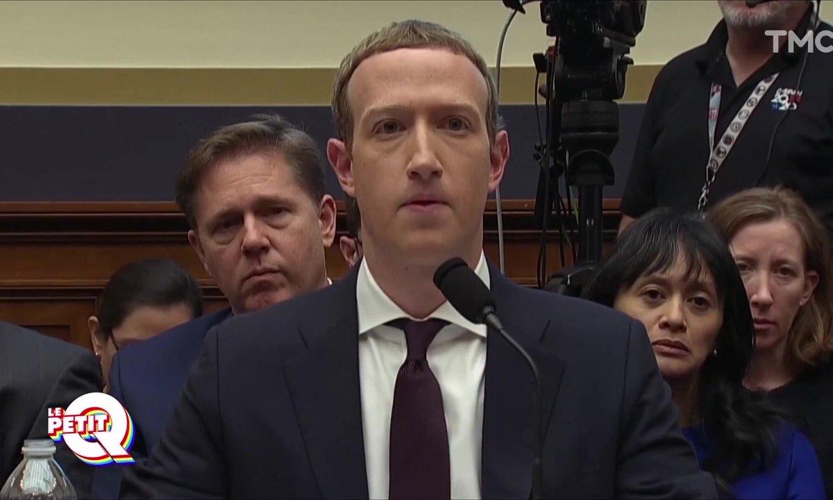 Le Petit Q : l'audition de Mark Zuckerberg au Congrès