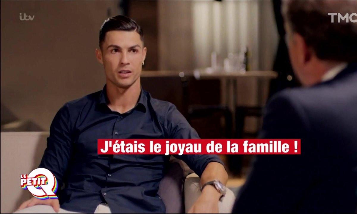 Le Petit Q : l'interview Melon de Cristiano Ronaldo