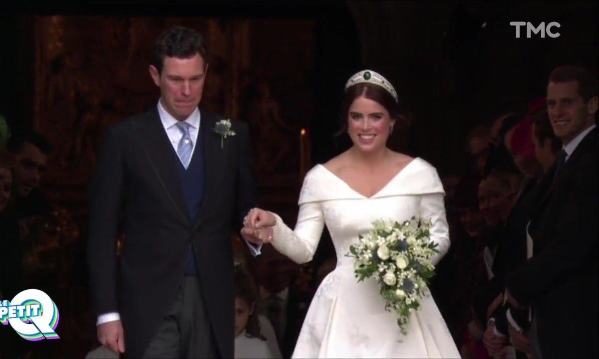 Le Petit Q : le mariage royal d'Eugénie d'York