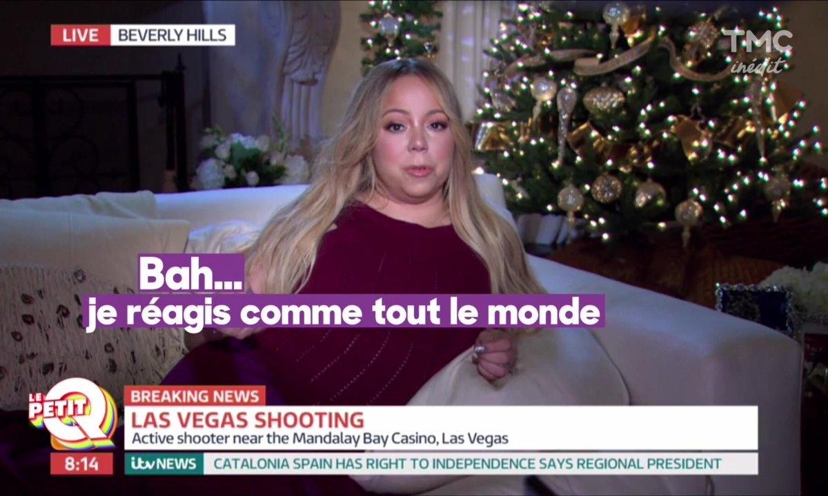 Le Petit Q : Moment de malaise avec Mariah Carey