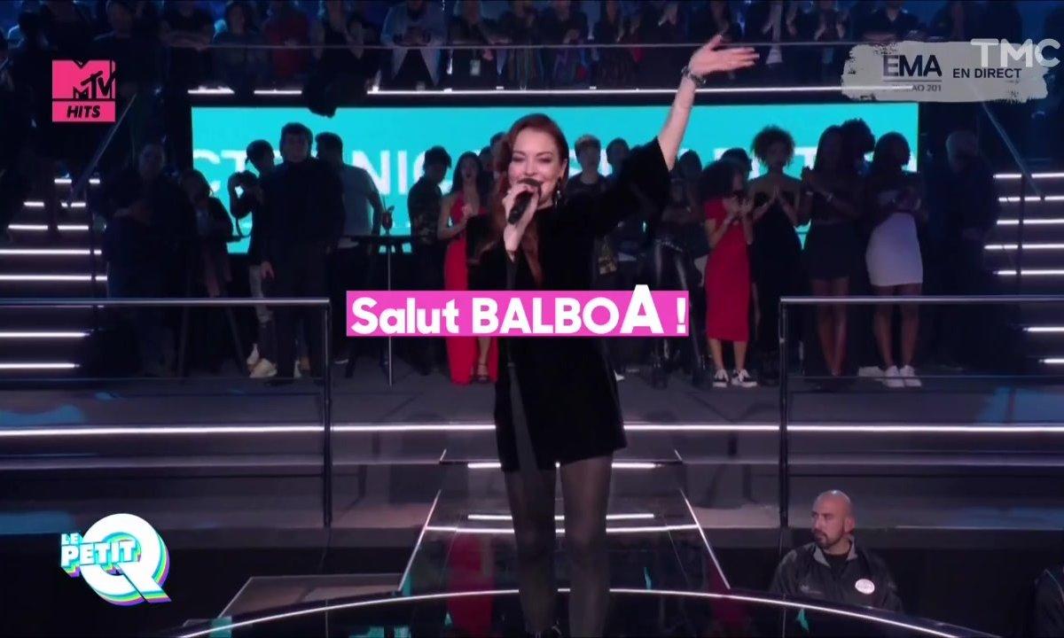 Le Petit Q : les MTV Europe Music Awards