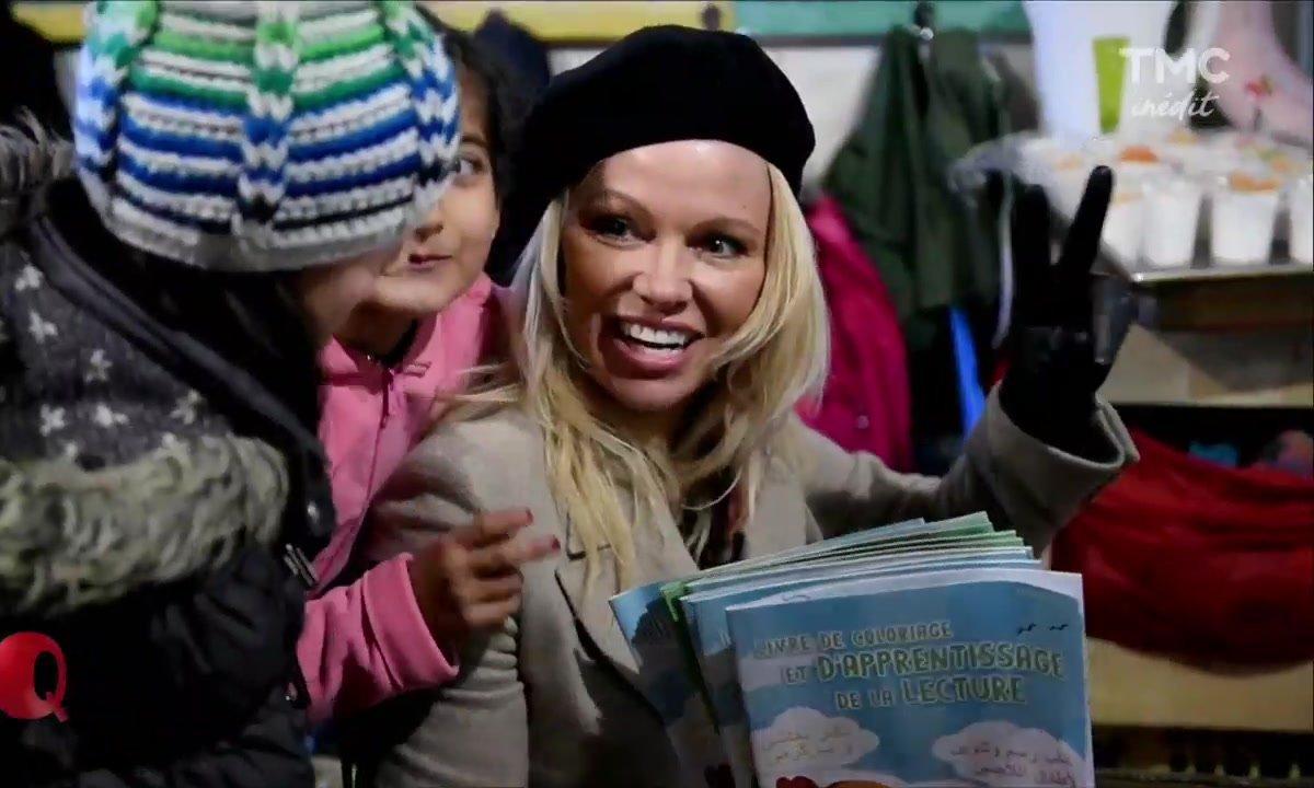 Le Petit Q : Pamela Anderson, Alerte à Calais