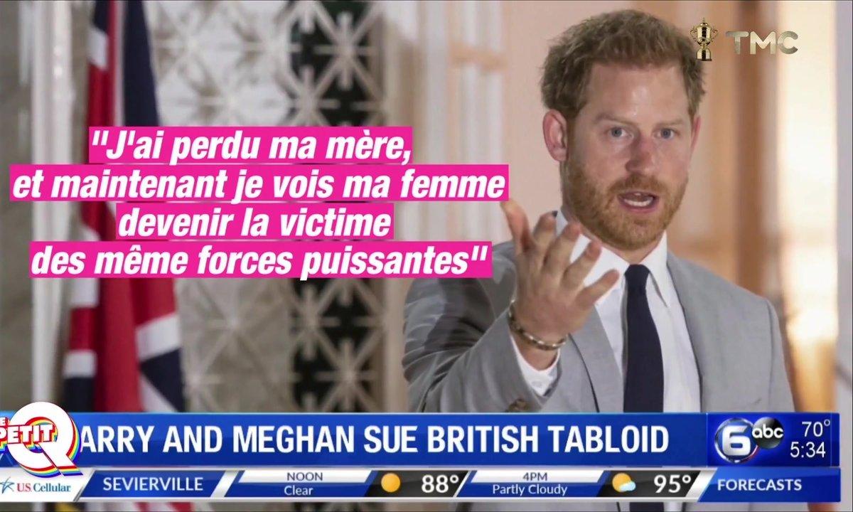Le Petit Q : le prince Harry rentre en guerre pour Meghan Markle