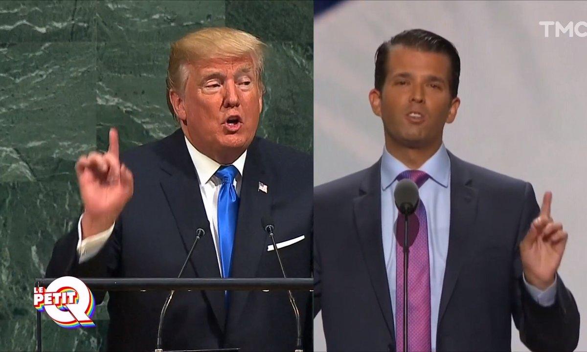Le Petit Q : la promo de Donald Trump Junior
