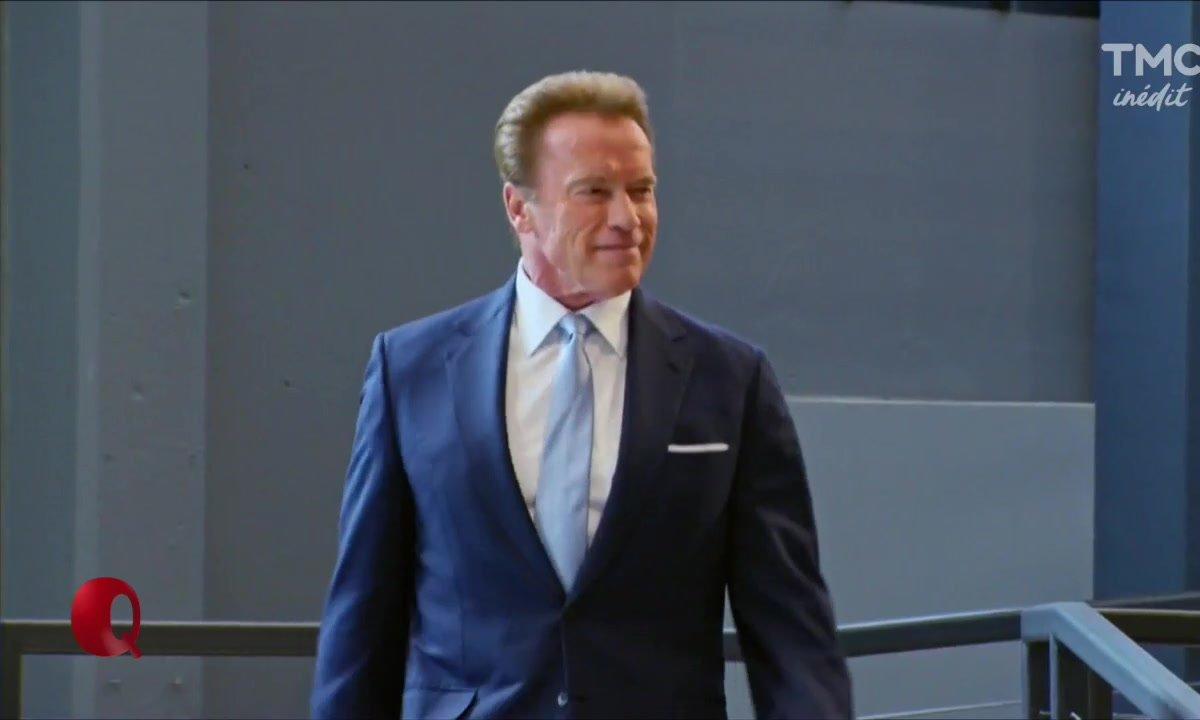 Le petit Q - Schwarzenegger remplace Trump