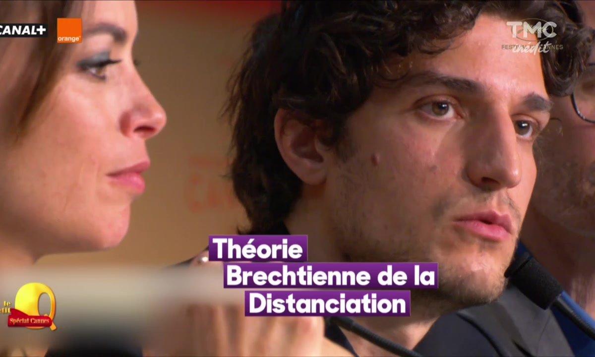 Le Petit Q Spécial Cannes - Louis Garrel, garant de la culture sur le tapis rouge
