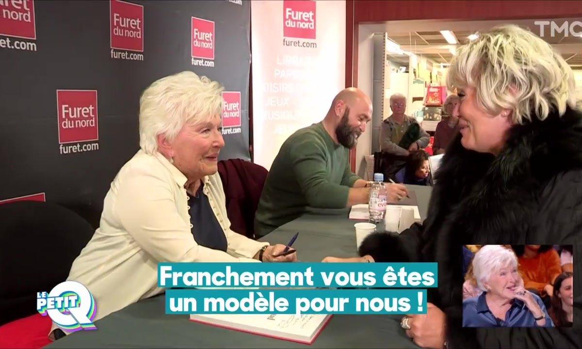 Le Petit Q spécial Line Renaud