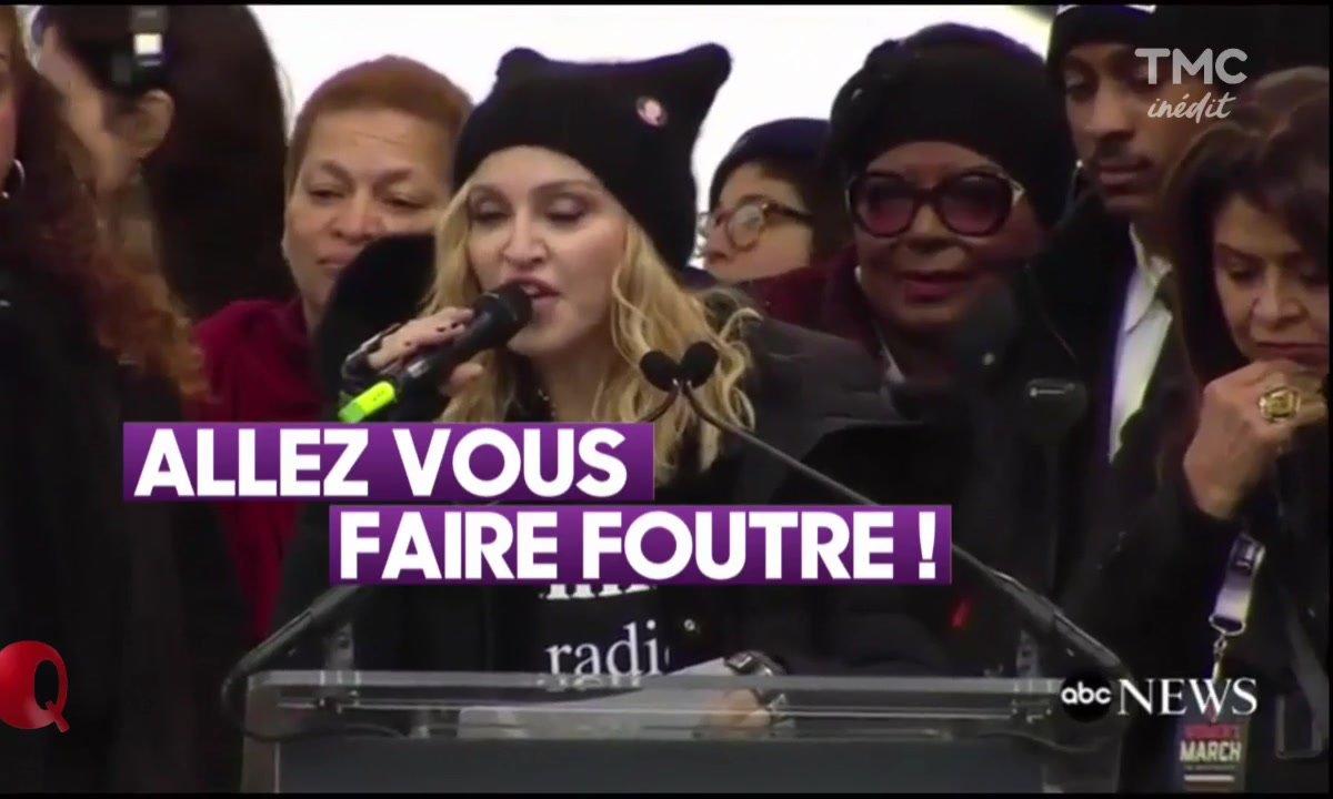 Le Petit Q  : Les stars mobilisées pour la Women's March Global