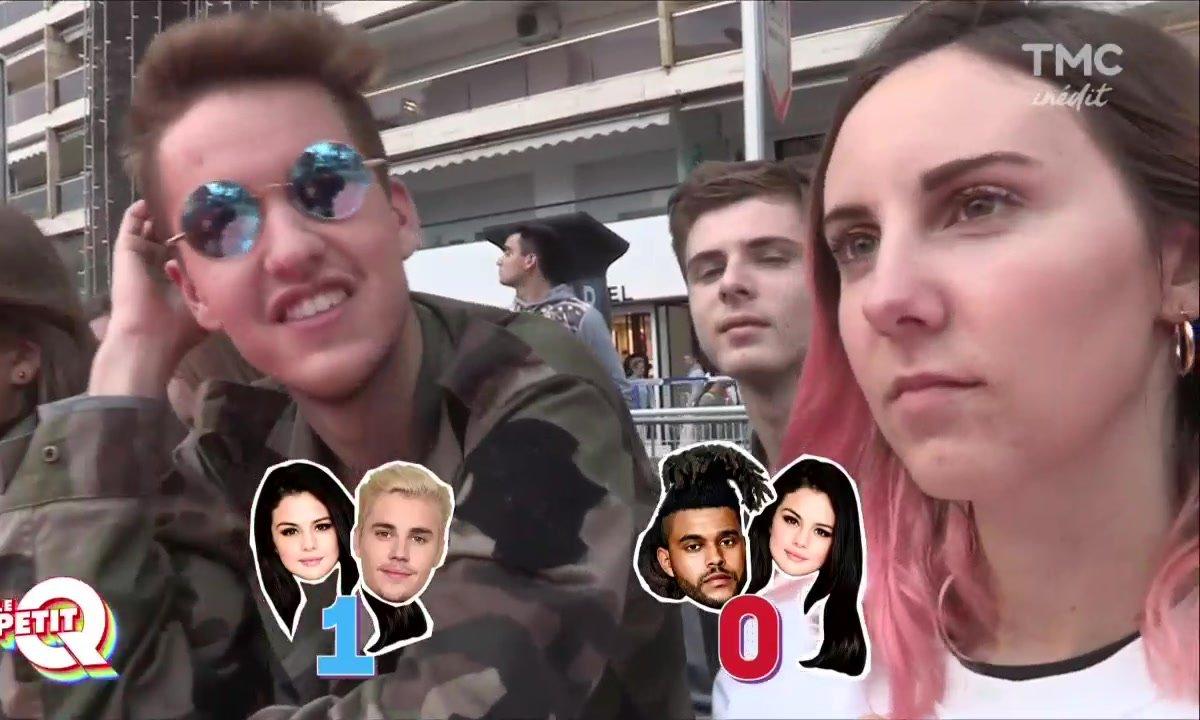 Le Petit Q : The Weeknd trompé par Selena Gomez avec Bieber ?
