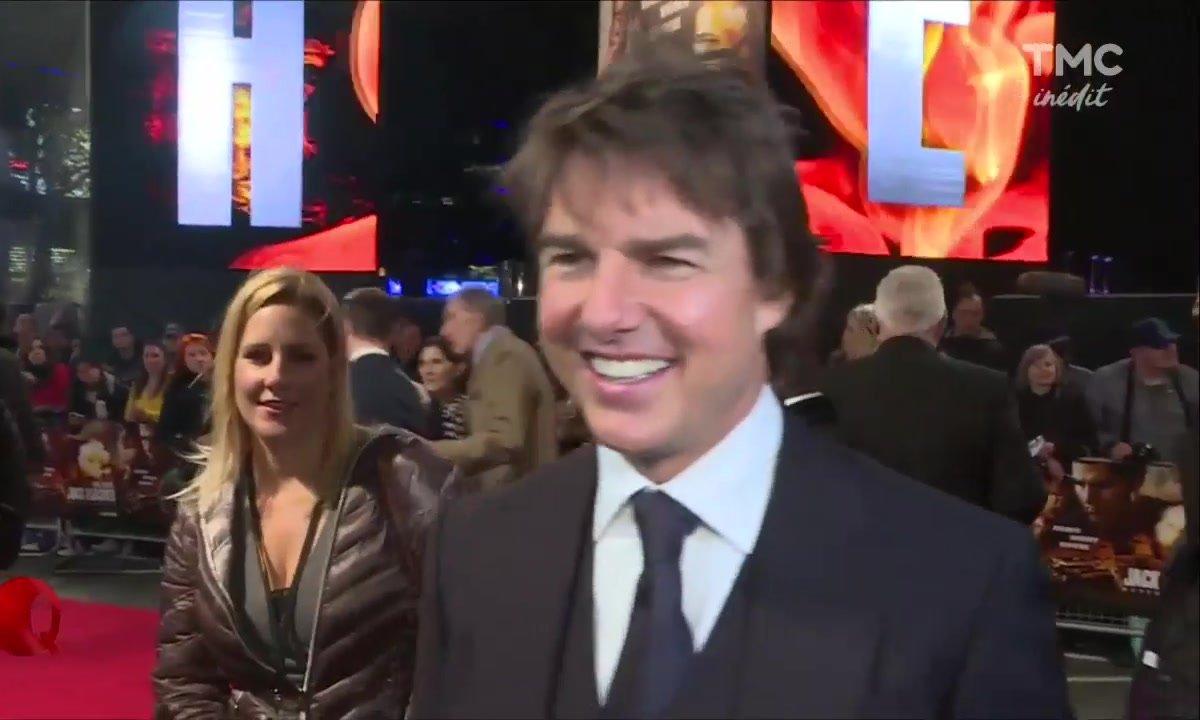 Le Petit Q : Tom Cruise, le robot star programmé pour plaire