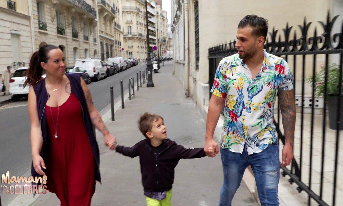 Petite soeur ou petit frère ? Grande émotion pour Kelly, Neymar et Lyam !