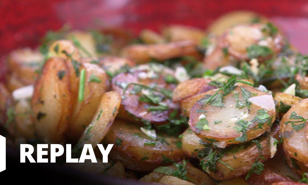 Petits plats en équilibre : sur la route des vacances - Pomme de terre