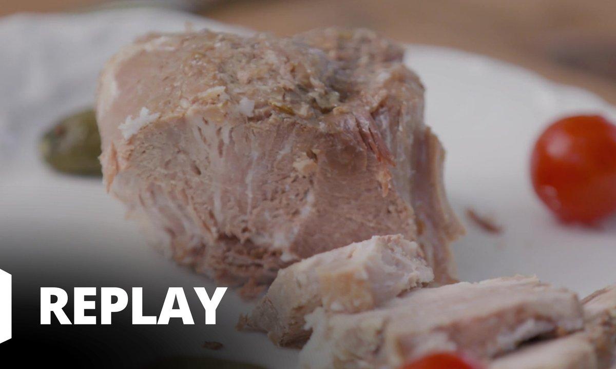 Petits plats en équilibre : sur la route des vacances - Porc