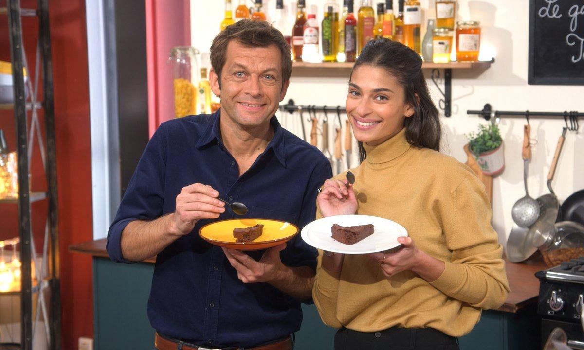 Gâteau au chocolat de Tatiana Silva