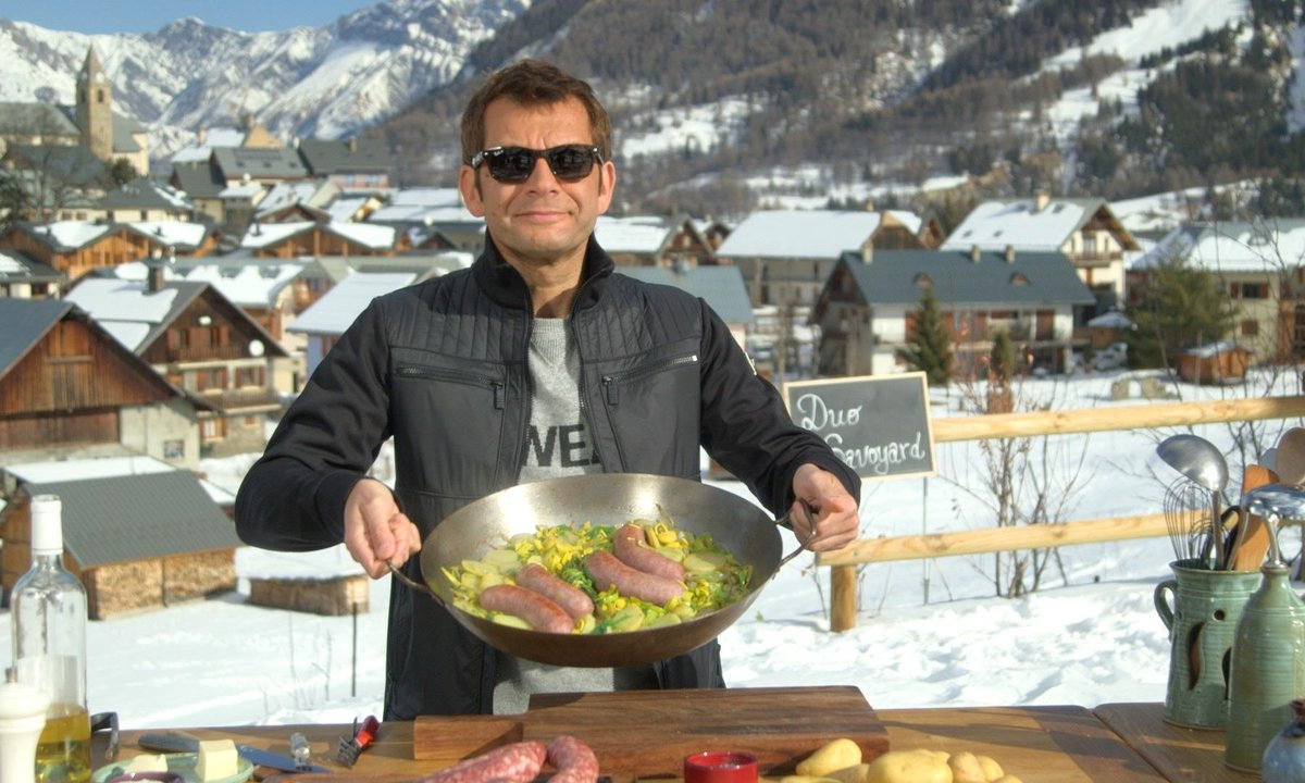 Diots au vin blanc de Savoie