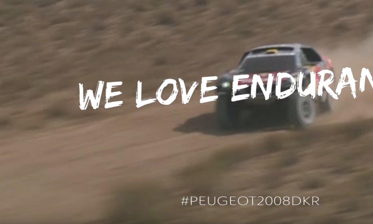 Dakar 2016 : Best of Peugeot 2