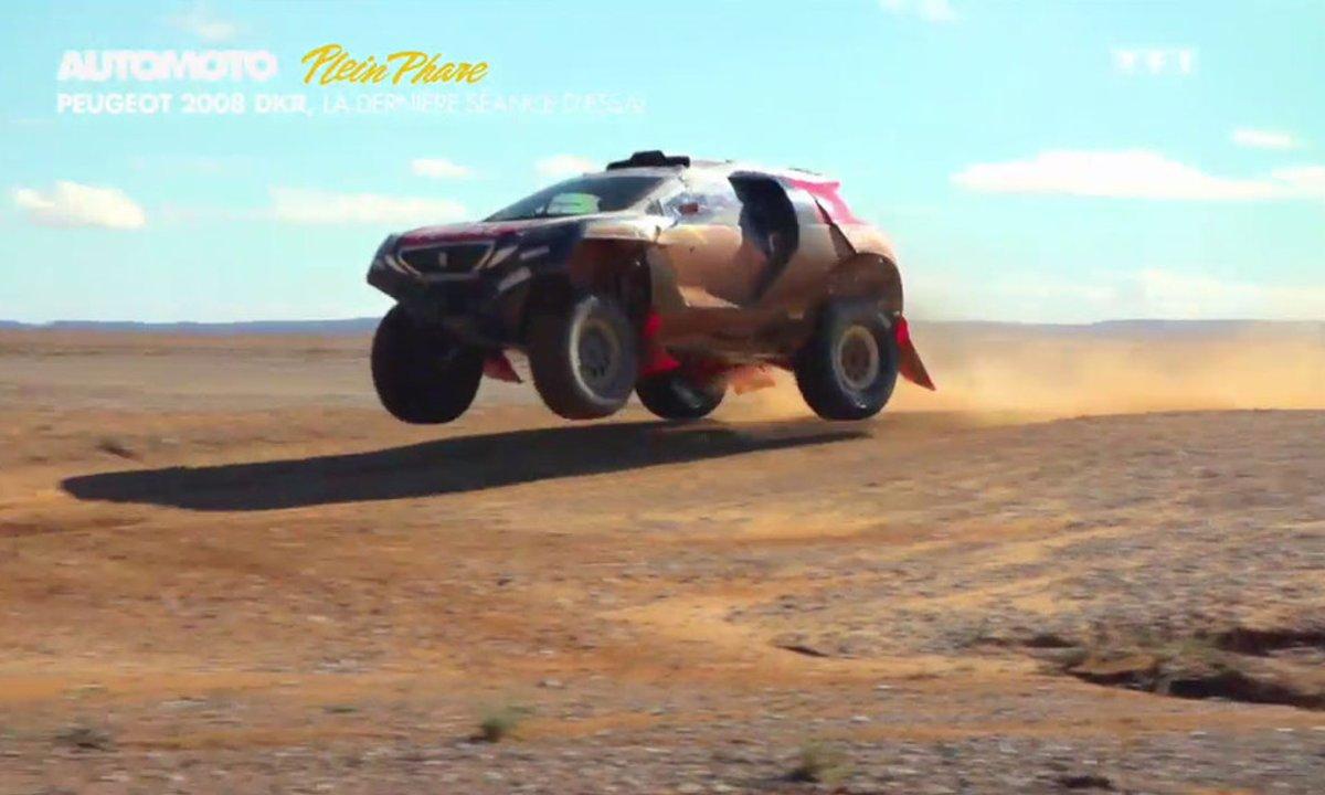 Plein Phare : Peugeot au Dakar 2015, coulisses d'un retour