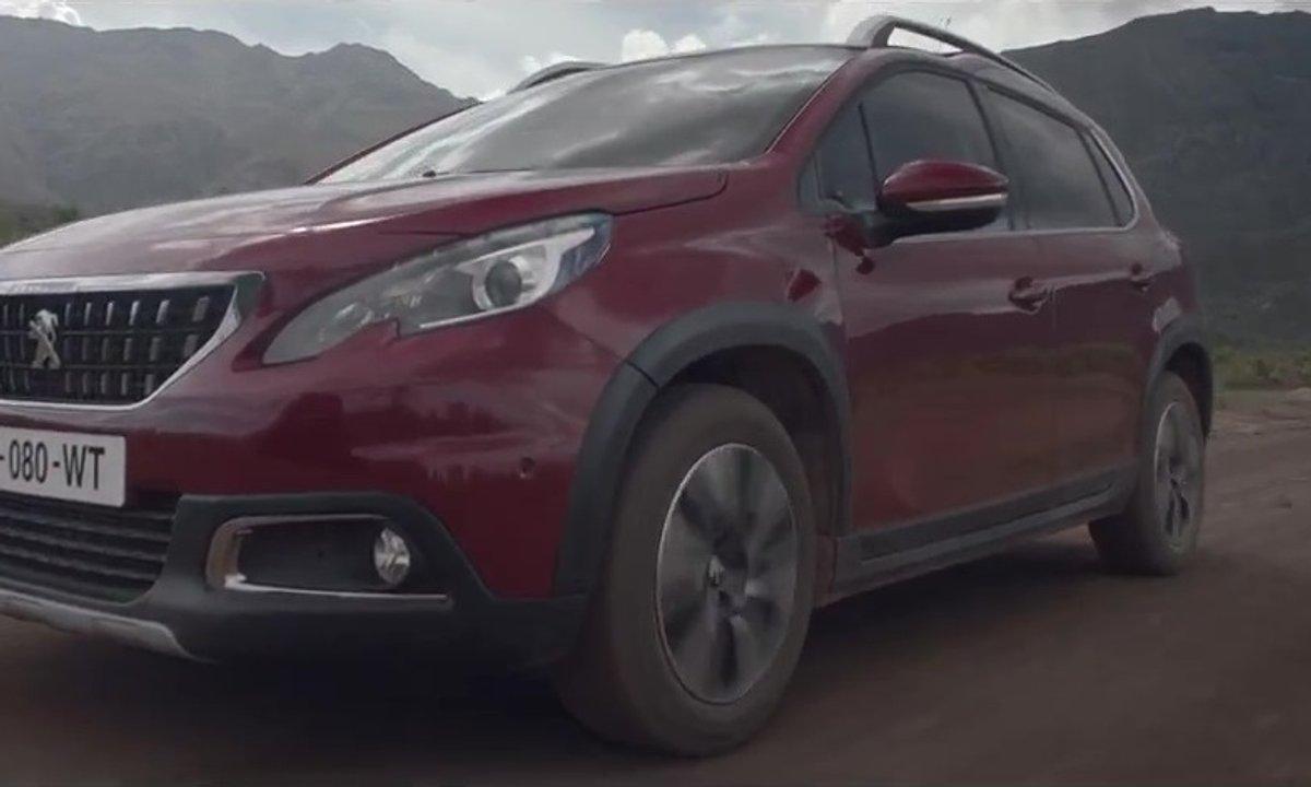 Peugeot présente son 2008 restylé pour 2016