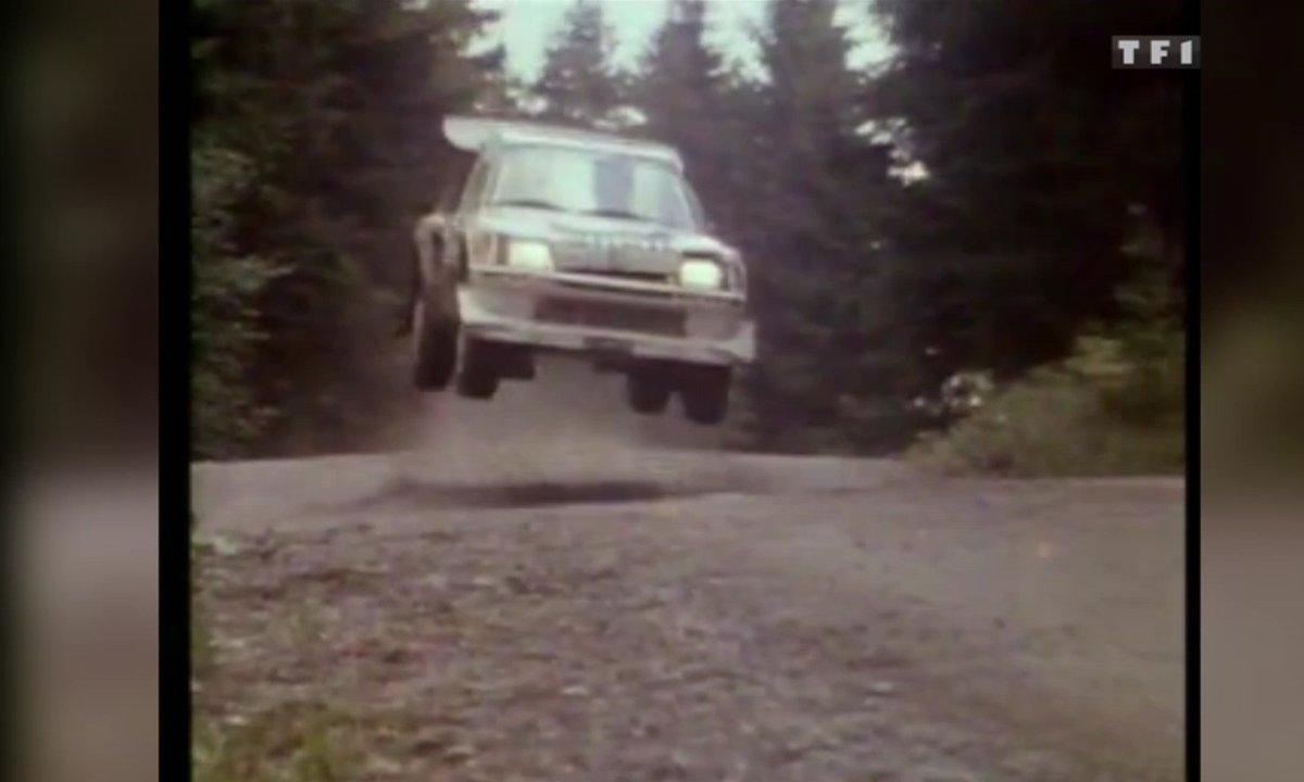 Rallye : bilan de l'année du Groupe B – Automoto 22 novembre 1986