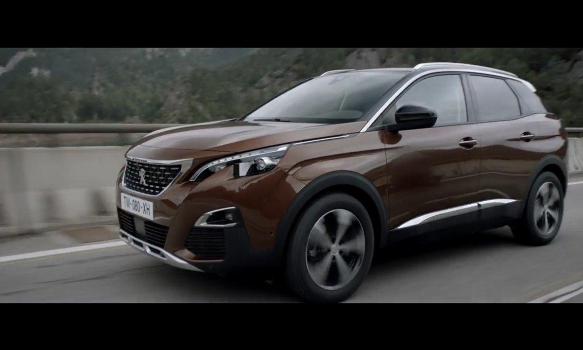 Le Peugeot 3008 2016 en présentation officielle