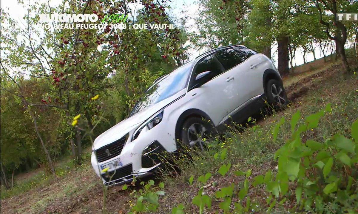 Essai Vidéo : La Peugeot 3008 2016, vrai SUV, vraie réussite ?