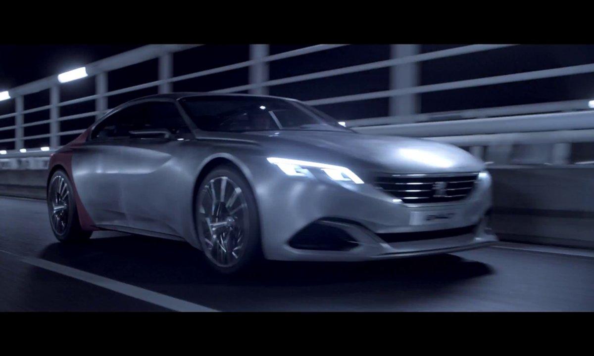 Peugeot Exalt Concept 2014 : présentation officielle