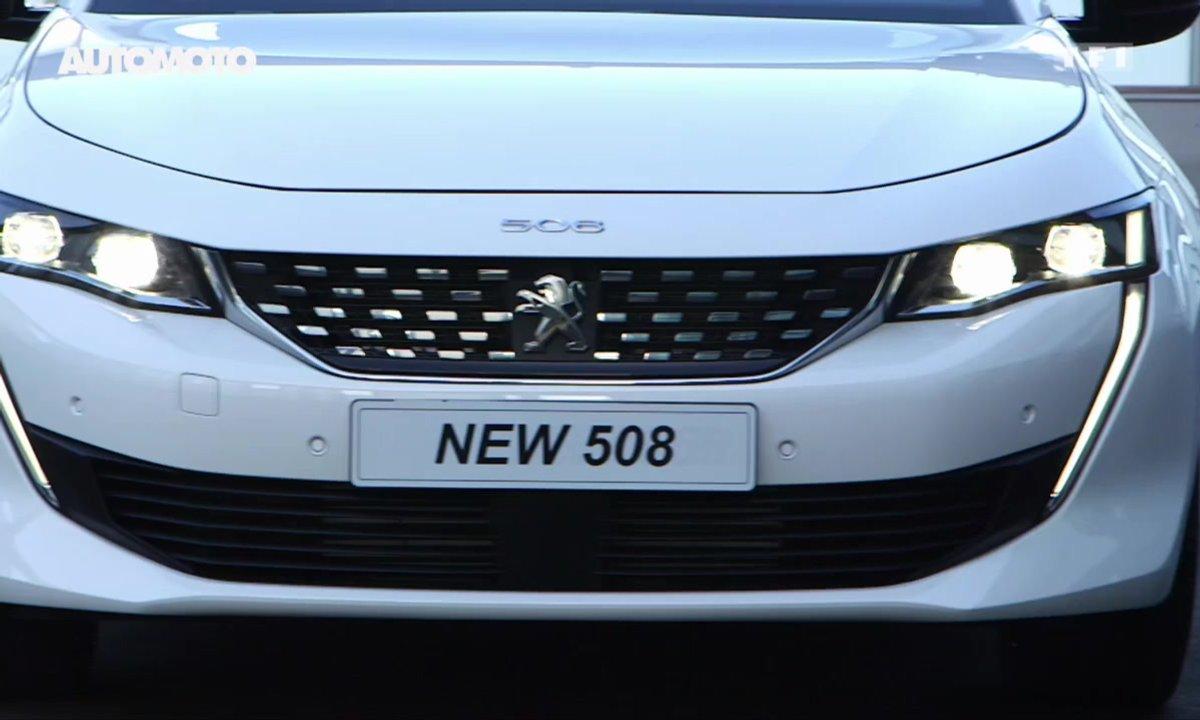 Plein Phare - Peugeot 508 SW : les coulisses de sa conception