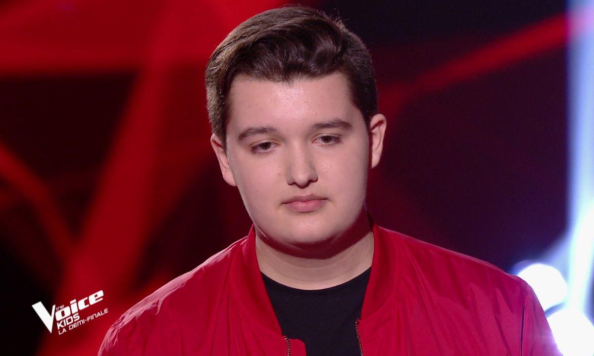 The Voice Kids : Philippe chante « Bohemian Rapsody » de Queen (Team Patrick Fiori)