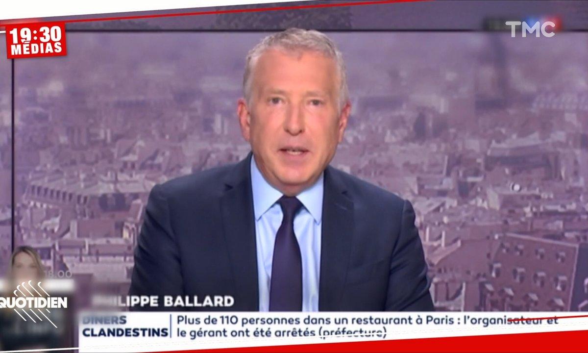 Philippe Ballard, ancien journaliste sur LCI, devient candidat du Rassemblement national