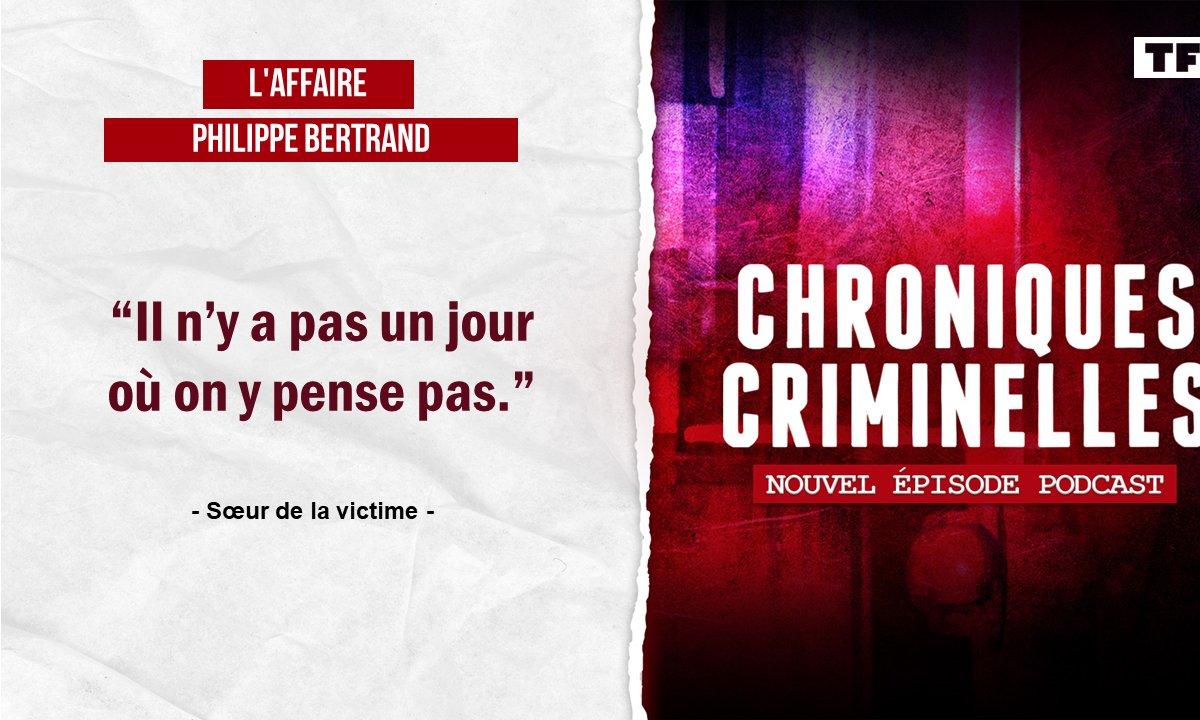 Chroniques criminelles : l'affaire Philippe Bertrand, la mort au bout du monde