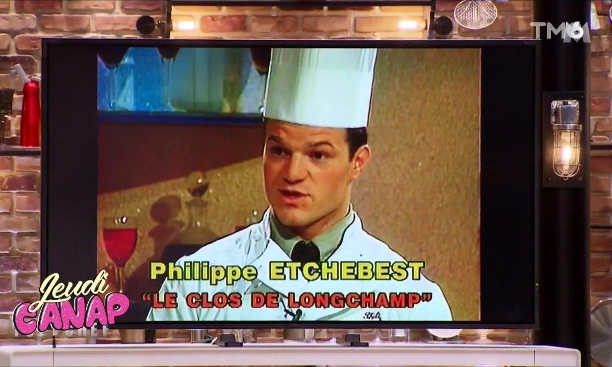 Jeudi Canap' : devant les cuisines de Top Chef
