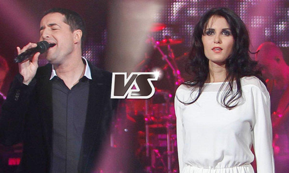 Brenda Cardullo & Philippe Tailleferd - Hymne à l'amour (Édith Piaf) (saison 01)