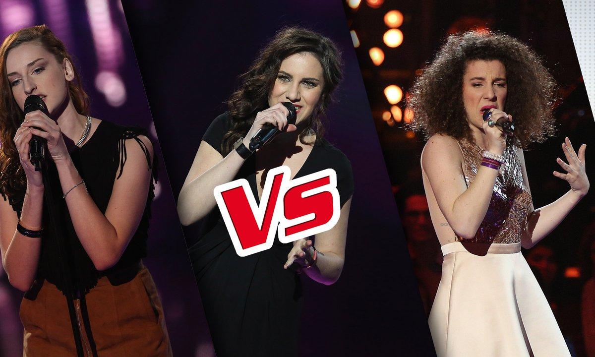 Philippine VS Amandine VS Angy : qui se qualifiera pour les Directs ? (Saison 05)