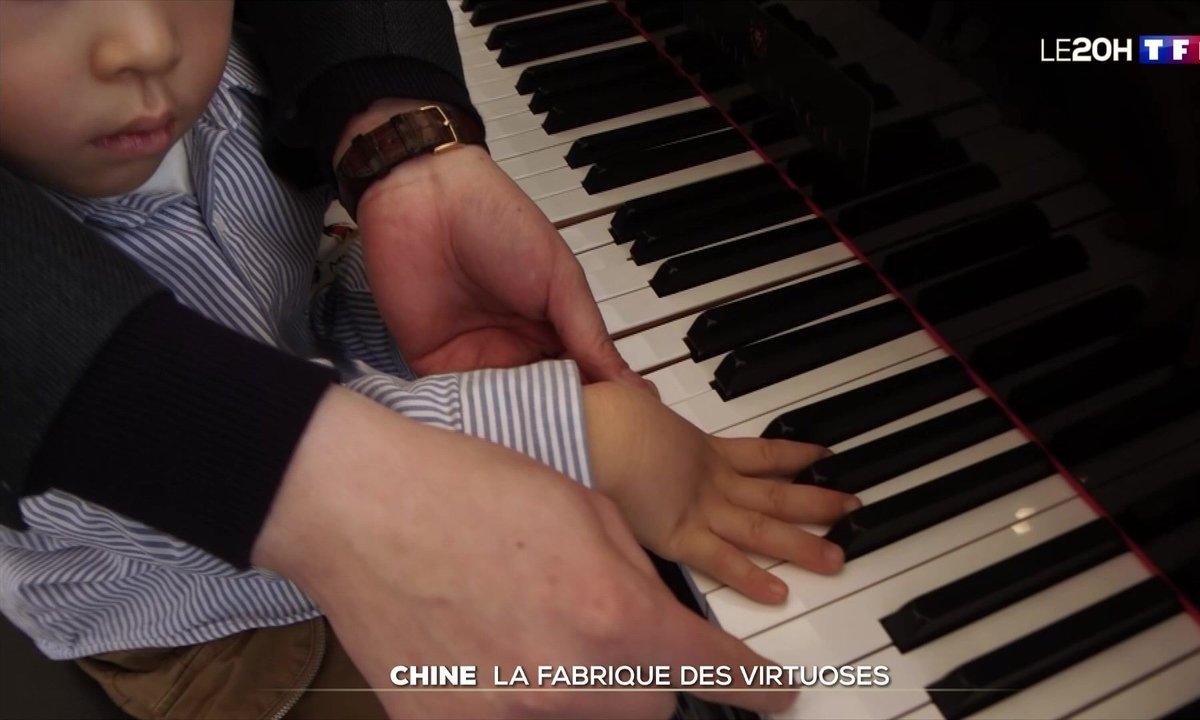 Piano : la fabrique des virtuoses en Chine