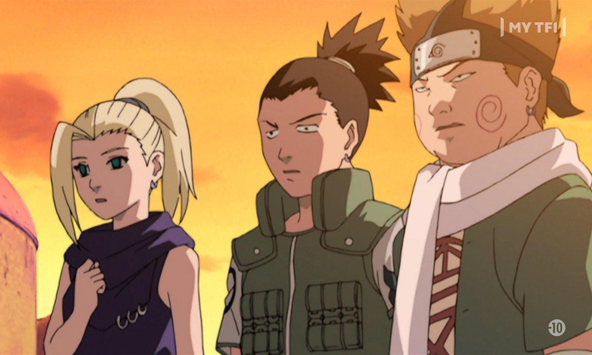Naruto - Episode 201 - Pièges en série !