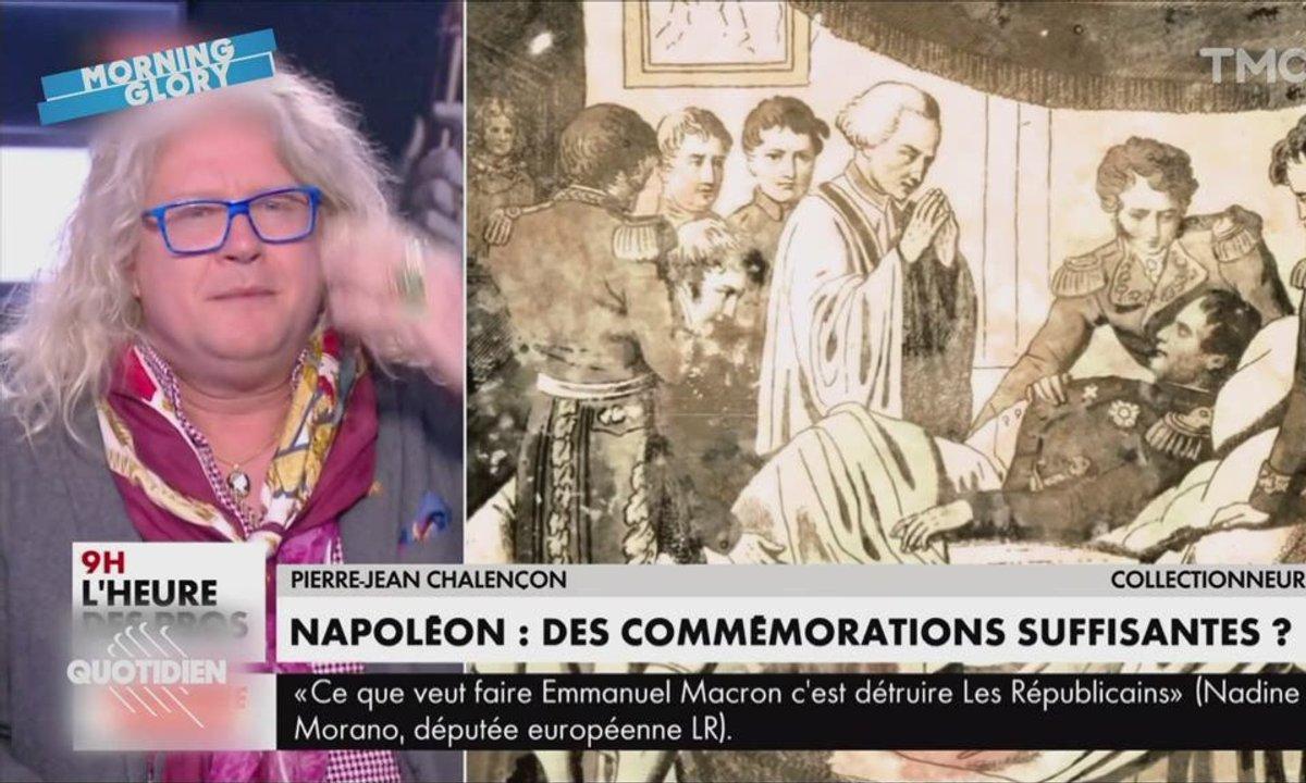 Pierre-Jean Chalençon est de retour, en toute humilité