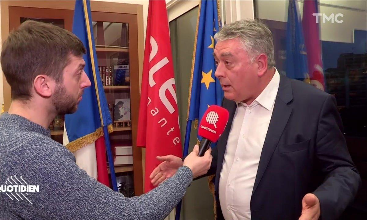 Pierre Niney répond au maire de Cholet et défend les pompiers de France