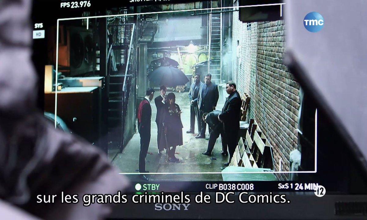 Les secrets de tournage de Gotham