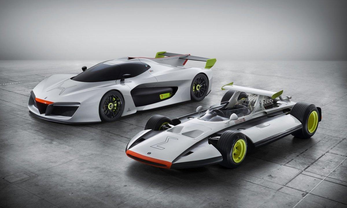 Pininfarina H2 Speed Concept, présentation officielle