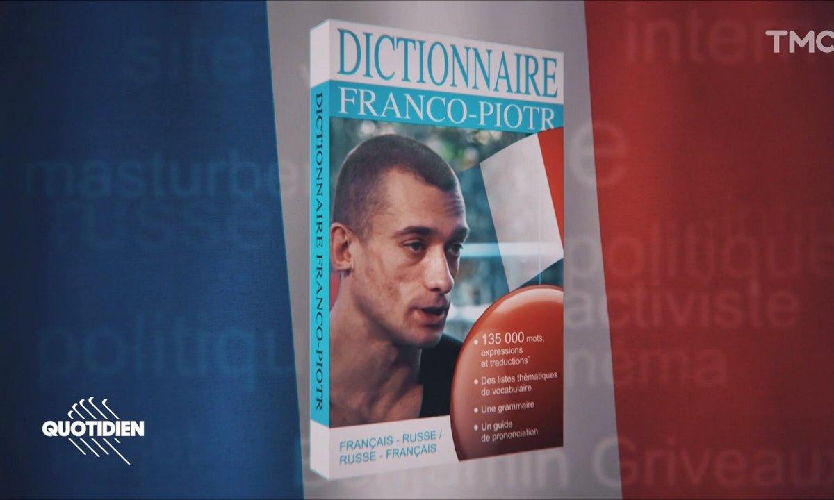 Piotr Pavlenski : un traducteur pour BFM svp