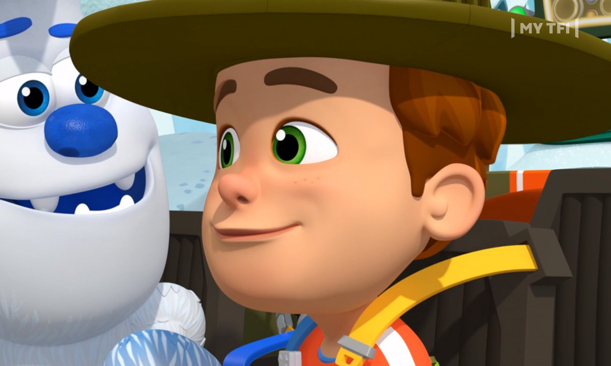 Ranger Rob - S01 E03 - Sur la piste de la maman manchot
